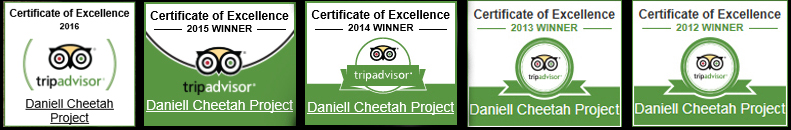 Daniell Cheetah Project Tripadvisor